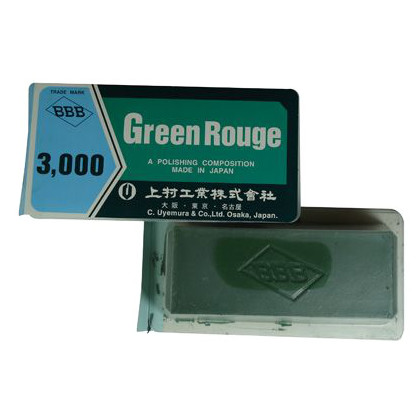 青棒 緑色 長さ:約125mm幅:約55mm高さ:約30mm 3000