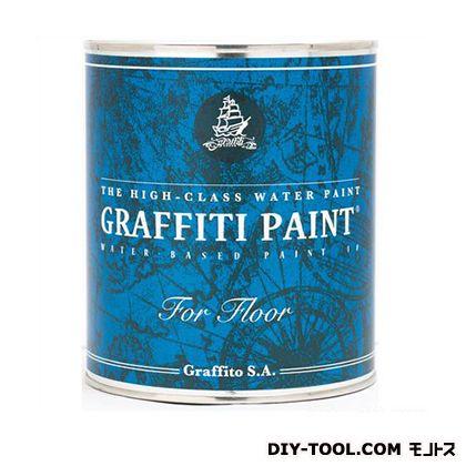 ビビットヴアン グラフィティーペイントフロア床用水性塗料 Grass Hopper 1L GFF-22