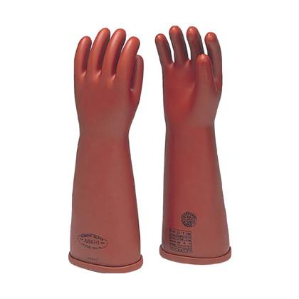 【送料無料】ワタベ 電気用ゴム手袋普通型大 472 x 175 x 92 mm 530