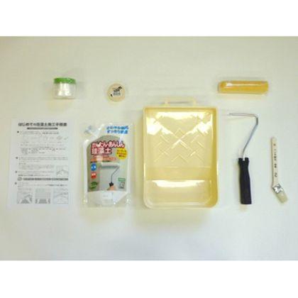 フジワラ化学 はじめての珪藻土スターターキット1坪用 ホワイト  1.5KG 6316100