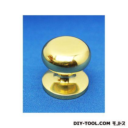 真鍮つまみ ゴールド W25XD29(mm) 7305655