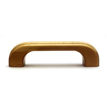 木製取手 パイン 全長:112mm、ビスピッチ:96mm、高さ:30mm TW-330