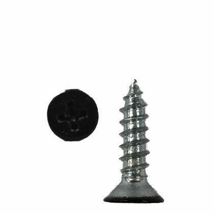 Walist ウォリスト1×4用タッピング 黒 4×16mm  8704200  50 個