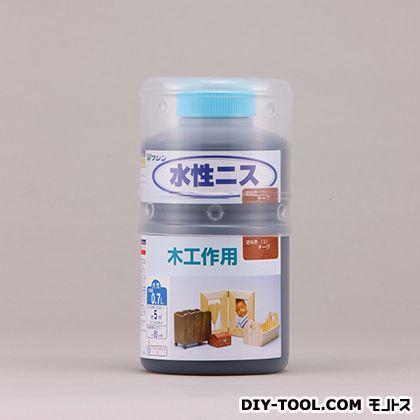和信ペイント 水性ニス チーク 0.7L
