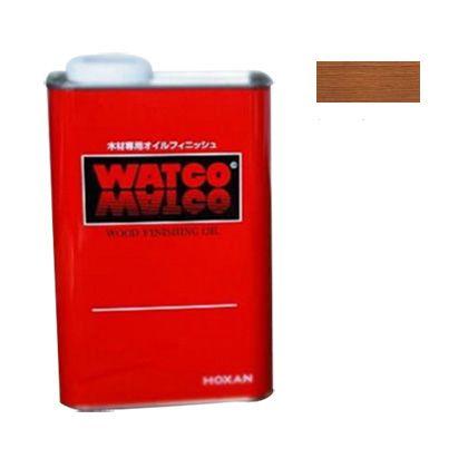 ワトコオイル浸透性木材用塗料 ドリフトウッド 1L W-11