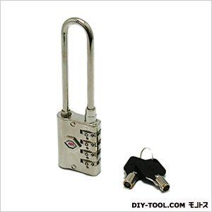 鍵付4段弦長文字合せ錠   G-219