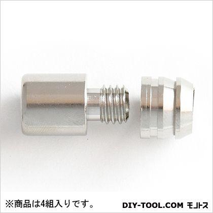 ダボ棚受  12mm Z-166 1袋(4組)
