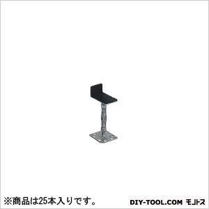 木造工事用 ワン・ツゥ・スリー鋼製床束  11?15cm/3.5寸?5寸 FS11-15 25 本