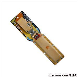 H&H 玄人職人牛ヌメ皮ノミ1丁差し(一寸四分)kswn-11