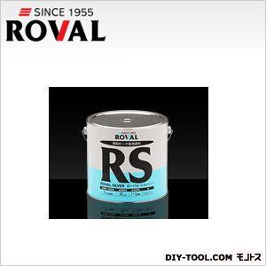 高濃度亜鉛末塗料(ジンクリッチペイント シルバー 3.5kg RS-3.5KG