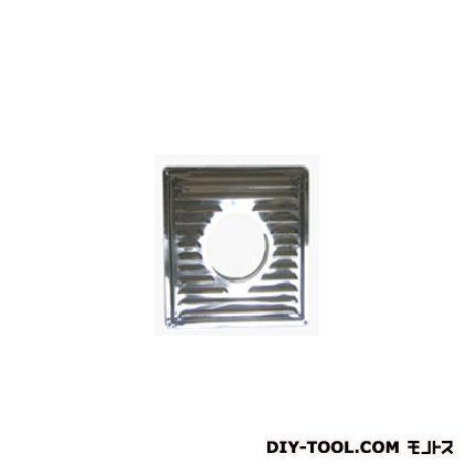 ステンレス平換気板110  煙突径:110mm/枠サイズ:270mm×270mm D-082