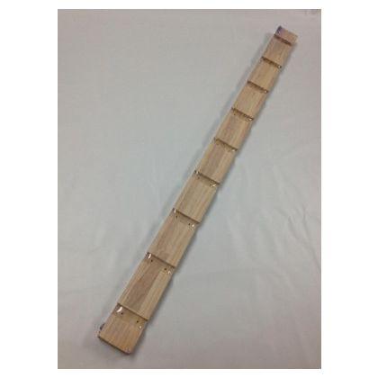 パイン集成棚板支柱  27×60×1800mm PLP27606 4 本