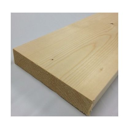 SPF ツーバイ材 2×8材  38×184mm長さ:6フィート(約1820mm) SPF2086 1 枚