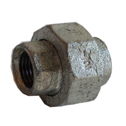 配管(ガス管)パーツねじ込み式ユニオン  呼び径A:20呼びB:3/4