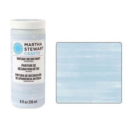 マーサスチュアート ビンテージペイント ブルーアガベ 8オンス(236ml) MS-33533