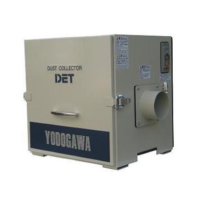 【送料無料】淀川電機 カートリッジフィルター式集塵機 DET1500Y 50HZ