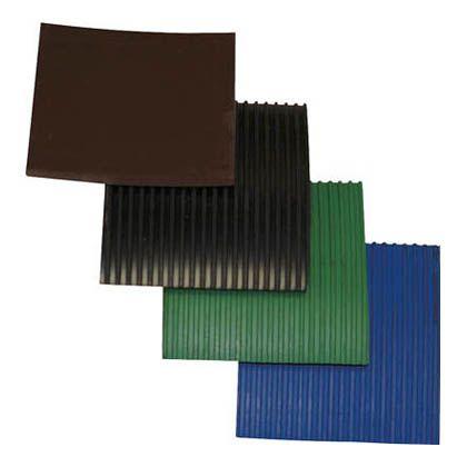 【送料無料】YOTSUGI 耐電ゴム板 黒色 平 6T×1M×1M YS-230-23-21