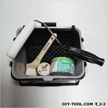 多用途に使えるペンキ塗りの道具セット   825594