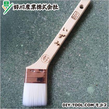 好川産業 白毛ナイロン水性銅巻いずみ 15号40mm 12444