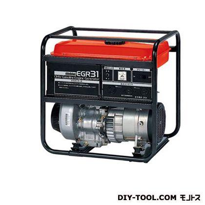 ガソリン発電機  幅×奥行×高さ:430×570×573mm EGR31-A