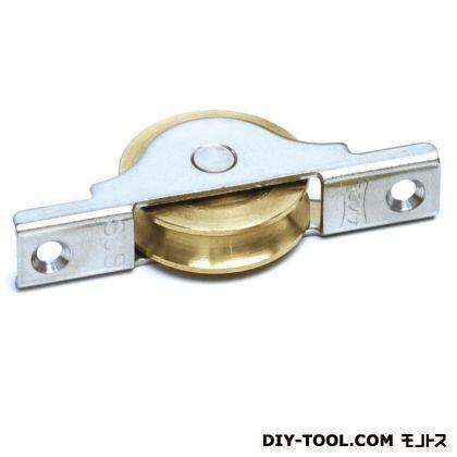 真鍮戸車  40mm BTS-0401