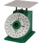 【送料無料】ヤマト 置き針付上皿はかりJSDX−2(2kg) 305 x 234 x 292 mm JSDX-2 0