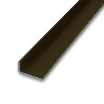 【送料無料】安田製作所 アルミアングル 2000×30×10×1.5mm ブロンズ TN-113 8本