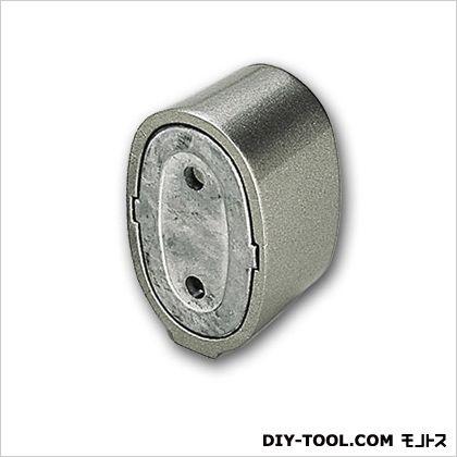 窓用手摺楕円パイプ用ブラケット ステンカラー 24×25×48mm TO-519