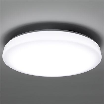 ヤザワ LED45Wシーリングライト 約径490mm×H100mm CEL08D01
