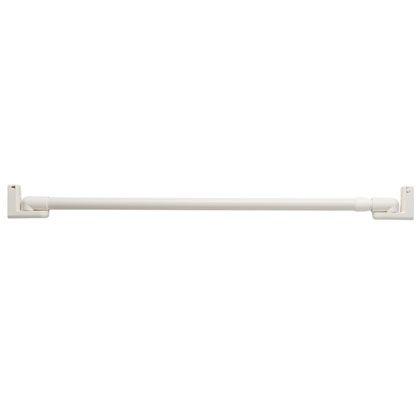 どこでも伸縮ポールS ホワイト 約伸縮幅71~110×奥行6×高さ2.5(cm) 248617