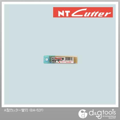 NTカッター NT替え刃黒刃0.25 BA-52P
