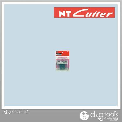 NTカッター NTスクレ-パ-替え刃 BSC-31P