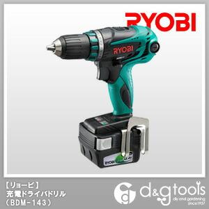 RYOBI/リョービ リョービ充電式ドライバードリル14.4V 365 x 315 x 140 mm BDM-143