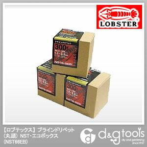 【送料無料】エビ ブラインドリベットエコBOXステンレス/ステンレス6−6(150本入) 93 x 92 x 90 mm NST 6-6EB 150本