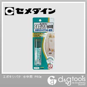 エポキシパテ水中用P60g  P60g HC-119