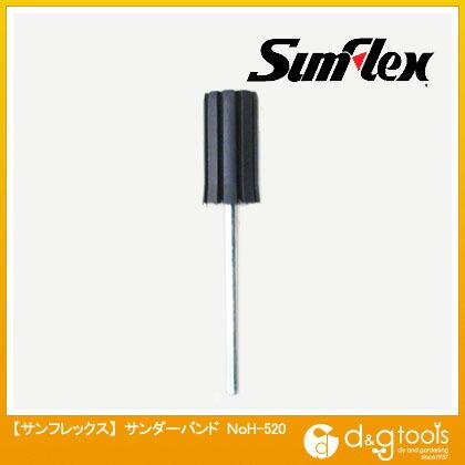 サンダーバンド3mm軸(ホビーランド)   No.H-520