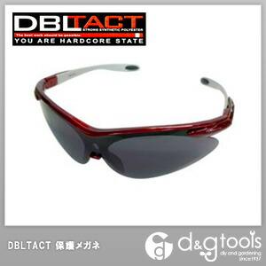 DBLTACT保護メガネブラック   DT-SG-02B