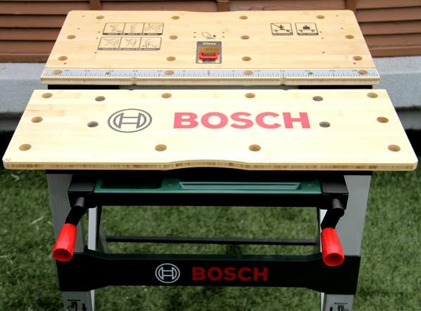 ボッシュ ワークベンチ PWB600 作業台