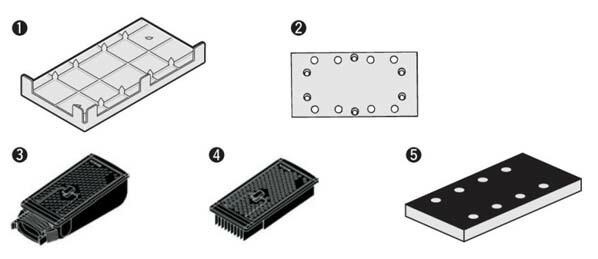 ボッシュ 吸塵オービタルサンダー GSS23AE/MF 電動工具