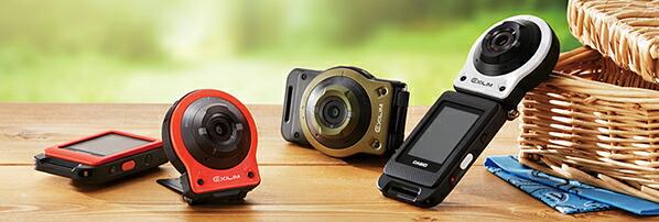 EXILIM  デジタルカメラ() グリーン  EX-FR10GN