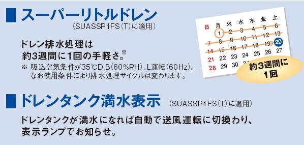 クリスプ スポットクーラー 1人用(単相100V)
