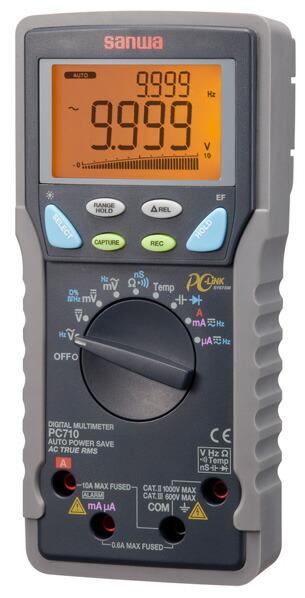 デジタルマルチメーター (EA707D-11A)