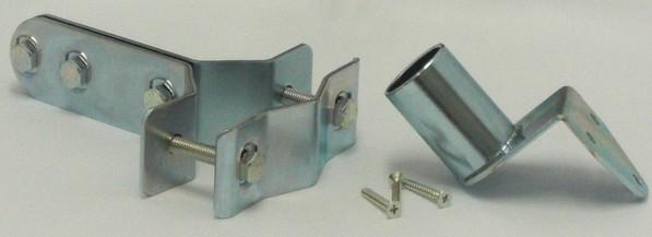 安全ミラー(ステンレス製) 485×375mm (EA724ZT-7)