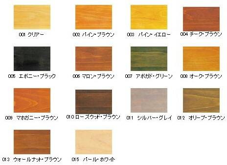 コシイプレザービング  ステンプルーフ浸透性木材保護塗料015 パール・ホワイト 4L
