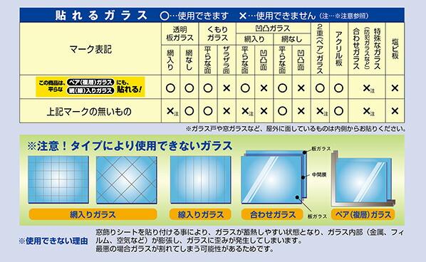 明和グラビア 窓飾りシート グリーン 92cm幅×15m巻 (GER-9225)