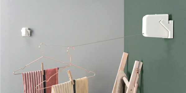 STOK laundry ストックランドリー 室内物干しロープ