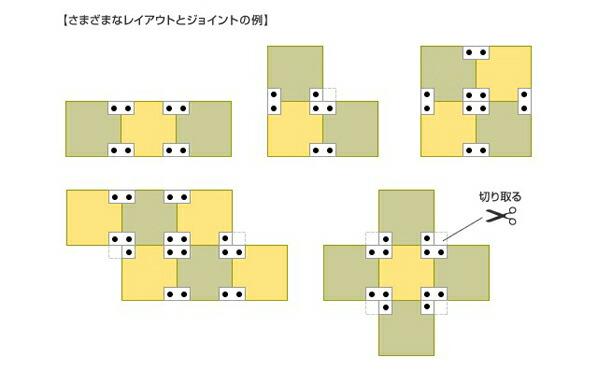 フロア畳(置き畳)