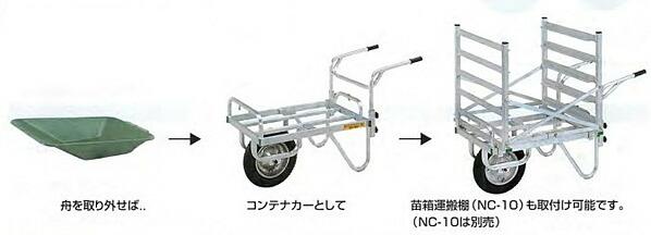 昭和ブリッジ (1輪車)シリーズ CC3-2FA 1台