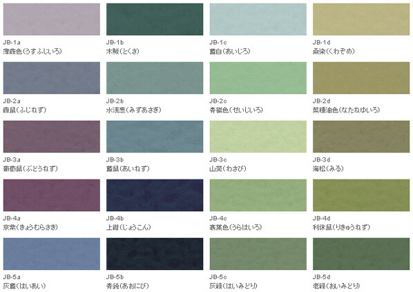 ターナー色彩 室内/壁紙塗料(水性塗料) Jカラー 桑染(くわぞめ) 15L (JC15JB1D)