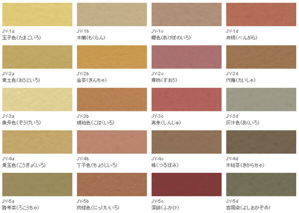 ターナー色彩 室内/壁紙塗料(水性塗料) Jカラー 吉岡染(よしおかぞめ) 15L (JC15JY5D)